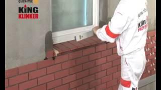 видео Применение клинкерной плитки в строительстве