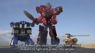 Go-Busters opening 2012-2013