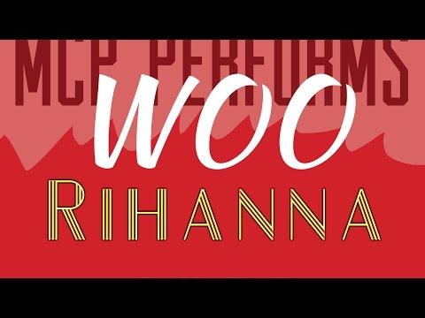 Woo - Rihanna [cover by Molotov Cocktail Piano]