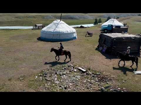 Explore western Mongolia with Sayat travel