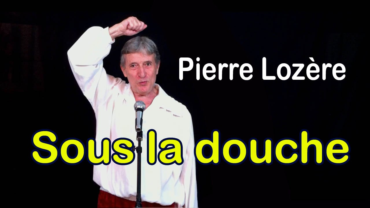 Sous la douche de pierre loz re youtube - Video sous la douche ...