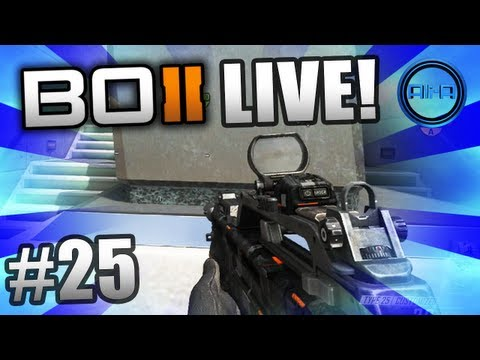 """Ali-A GETS HYPED!"" - BO2 LIVE w/ Ali-A #25 - (Call of Duty: Black Ops 2 Multiplayer Gameplay)"