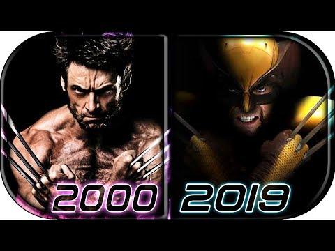 EVOLUTION of WOLVERINE in Movies -2019 AVENGERS ENDGAME Wolverine vs Hulk fight scene trailer