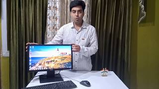 Unboxing Acer V196HQL 18 5 Inch Best LED LCD Monitor