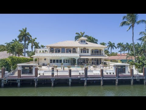 2554 Lucille Drive Fort Lauderdale, Florida - Luxury South Florida Waterfront Estate