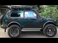 #2075. Lada Niva 4x4 Sport Tuning [RUSSIAN CARS]