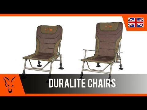 ***CARP FISHING TV***  Duralite Chairs