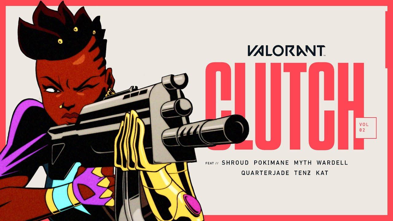 Clutch V2: Animated VALORANT Frag Film inspired by the NA Community