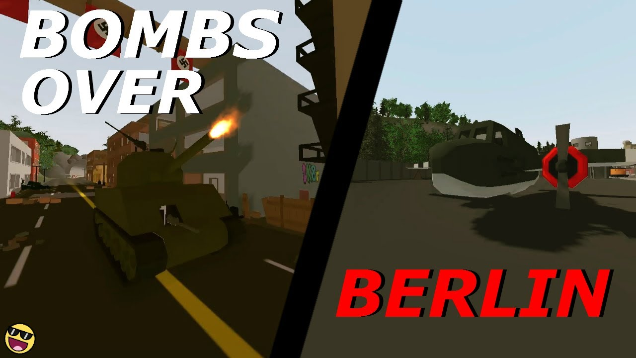 Unturned WW Bombs Over Berlin RP YouTube - Berlin map unturned