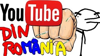 DE CE YOUTUBE IN ROMANIA E DE CACAT (Parodie Animata 15K Subs)