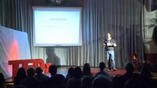 Agile management for everyone and Christopher Columbus: Berthold Barth at TEDxKreuzeskirchviertel