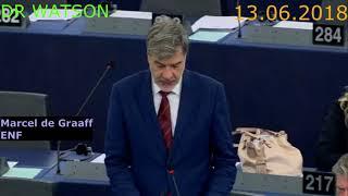 13.06.2018 - ANTI EU MEPS TAKE ON DUTCH PM – OVER BREXIT & SOROS - #NOTONMSM