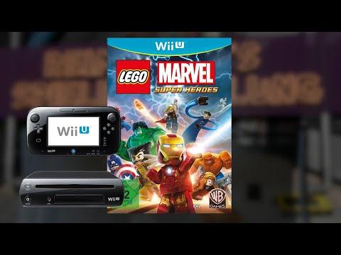 Gameplay : LEGO Marvel Super Heroes [WII U]