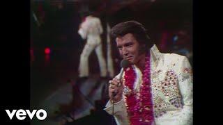 Elvis Presley - Steamroller Blues (Aloha From Hawaii, Live in Honolulu, 1973)