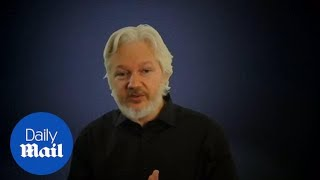 Julian Assange: 'This generation is the last free generation'