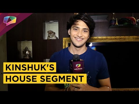Kinshuk Vaidya Gives A Peek Into His House | Exclusive | India Forums