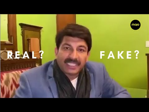 """BJP Says They Are The Victim Of Deepfake Campaign Videos With Manoj Tiwari, """"We Strongly Condemn It"""""""