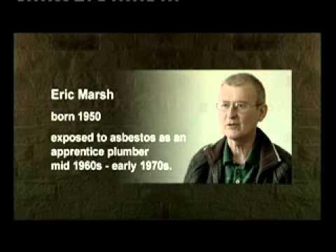 HSE Video- Mesothelioma - The human face of an asbestos epidemic
