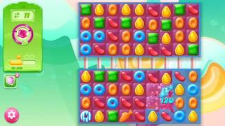 🍭🍬Candy crash jelly LV014 Прохождение, уровень 14, три в ряд, развивающая игра на андроид