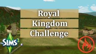 *NEW* Sims 3 Ye Olde Royal Kingdom Challenge Introduction