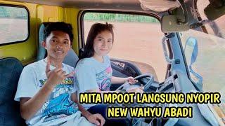 Download lagu MITA MPOOT, TES NYOPIR TRUCK NEW WAHYU ABADI..!