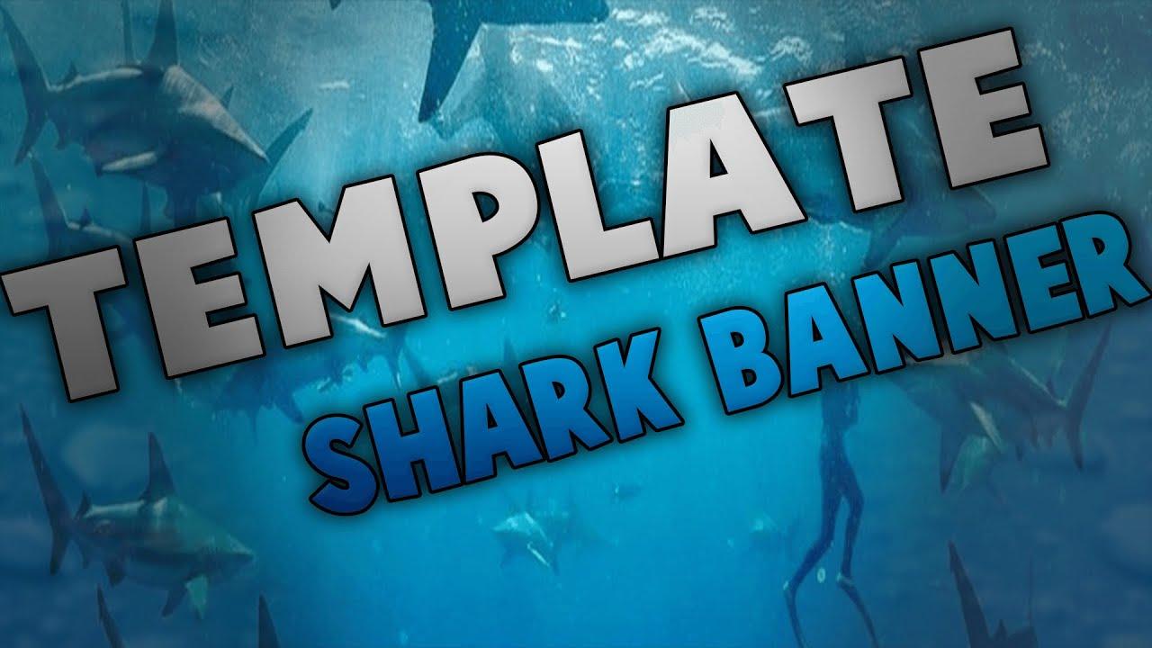 fr shark style banner template fr shark style banner template