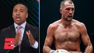 Sergey Kovalev still has a lot left in the tank - Andre Ward | Top Rank Boxing