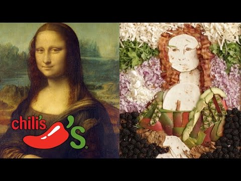 Can You Turn Fresh Food Into Fine Art? // Presented By BuzzFeed & Chili's