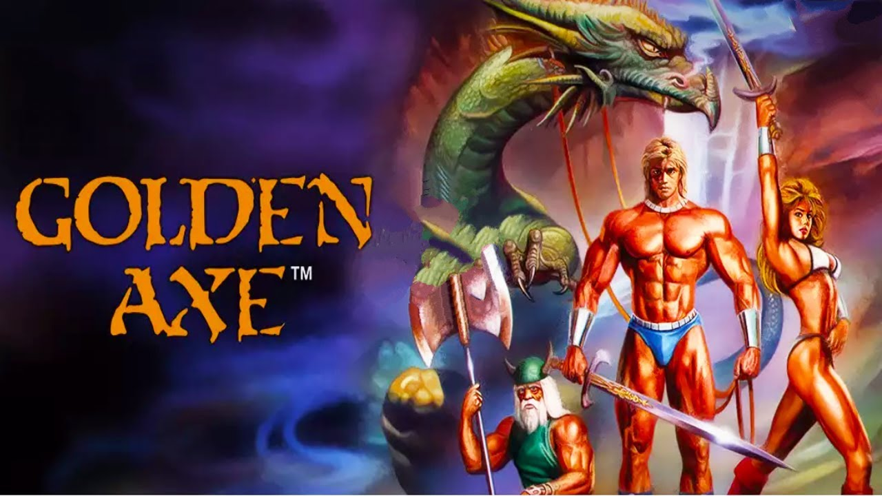 Golden Axe by SEGA [Android/iOS] Gameplay ᴴᴰ - YouTube