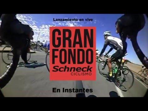 Lanzamiento Gran Fondo Schneck
