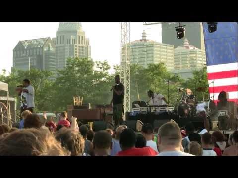 De La Soul (1 Of 5) The Grind Date, Oooh!, All Good? 7/4/11 Louisville, KY @ Waterfront Park