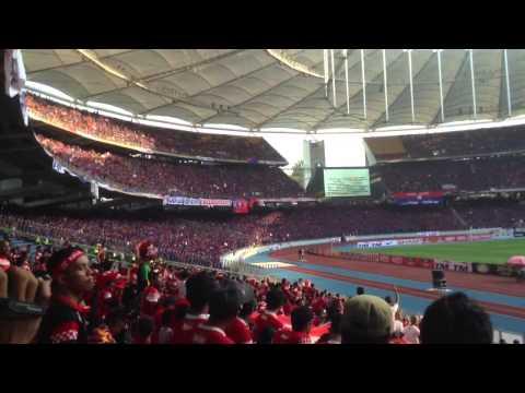 JDT Fan Vs TRW Fans Final FA Cup..
