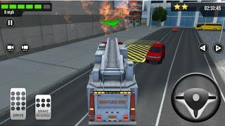 911 Driving School 3D (By Games2win.com) Android Gameplay HD