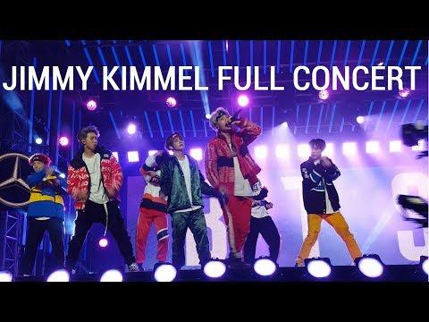 FULL CONCERT BTS Jimmy Kimmel Live Mini Concert