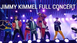 FULL CONCERT BTS Jimmy Kimmel Live Mini Concert MP3