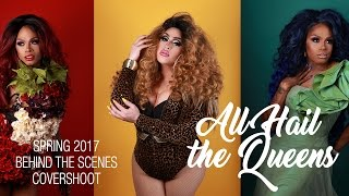 Halfstack Spring 2017 Behind the Scenes: All Hail the Queens Photoshoot