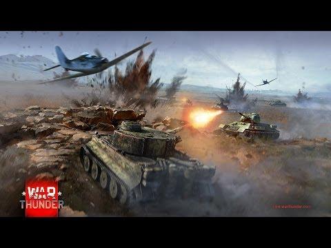 War Thunder Ground Forces: Deutscher Trailer