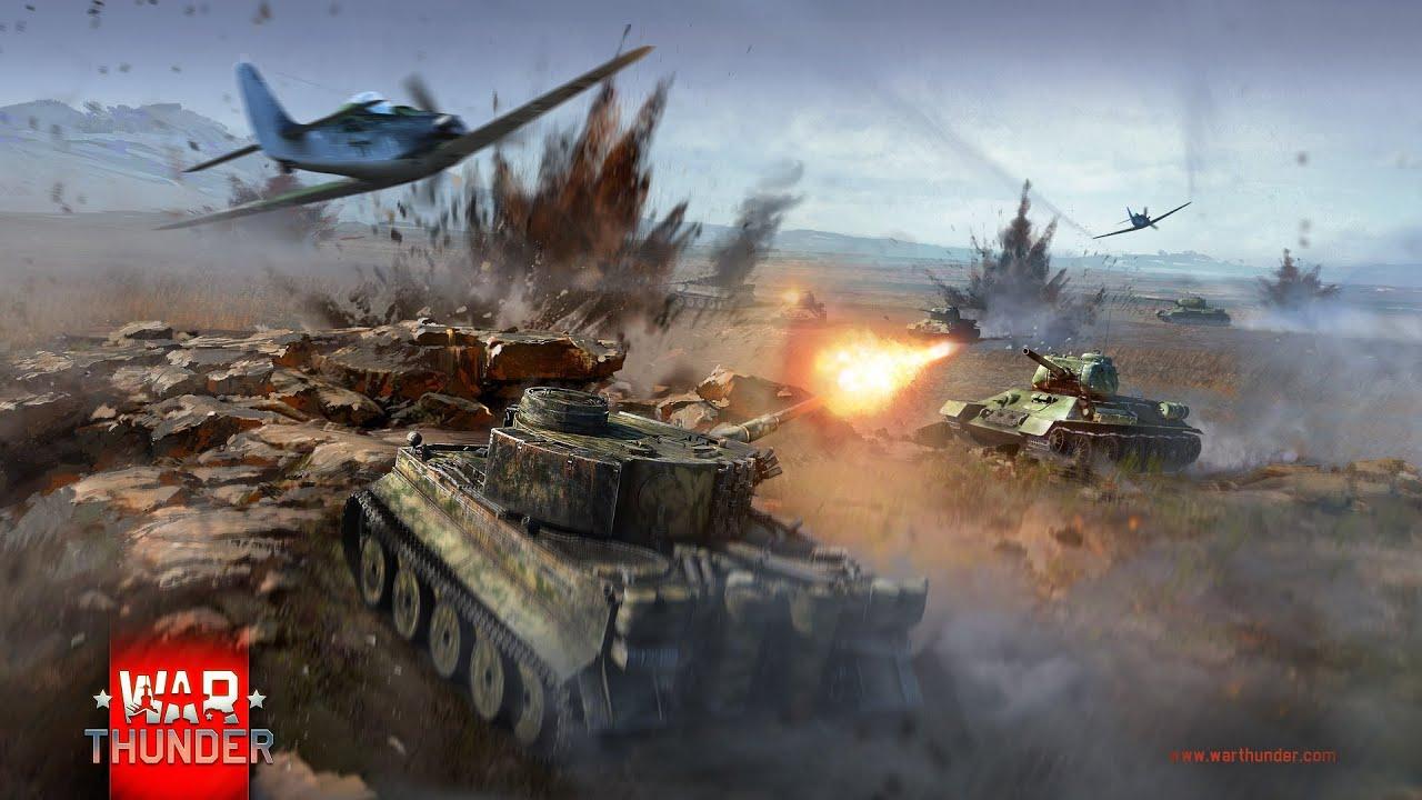 Pewdiepie War Thunder