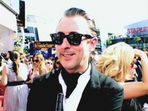 Alan Cumming On Gay TV Icons - 2010 Emmys