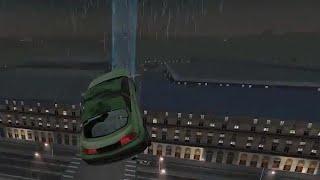 Awesome Stunt Jump - Midnight Club II
