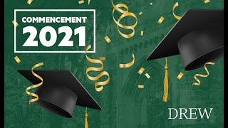 2 p.m. ET | Caspersen School of Graduate Studies Classes of 2020 and 2021