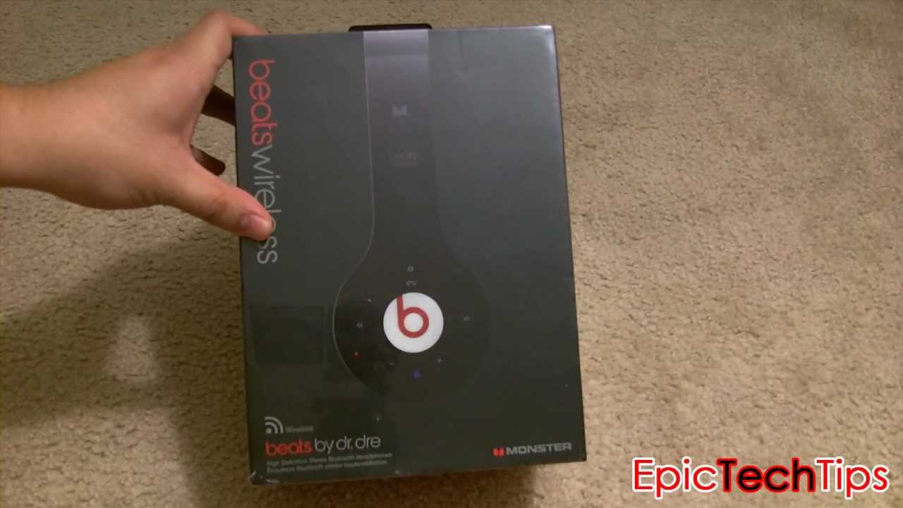 Displaying 18> Images For - Beats Studio Wireless Box...