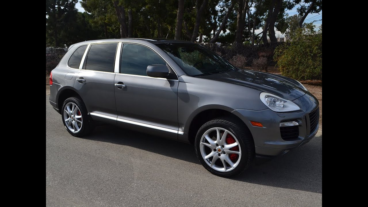 sold 2008 porsche cayenne turbo suv for sale by corvette mike youtube. Black Bedroom Furniture Sets. Home Design Ideas