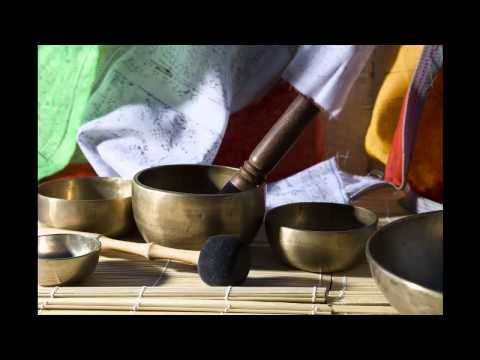 3 Hours Long Tibetan Singing Bowl Meditation Chakra Healing | Tone F# Music | Heart Chakra