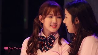 SinRin Moments♥#3( SinB - Yerin ) Gfriend