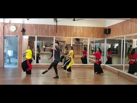 Duniya - Arabic song  zumba  & Belly  choreography - Suresh fitness center  new Mumbai