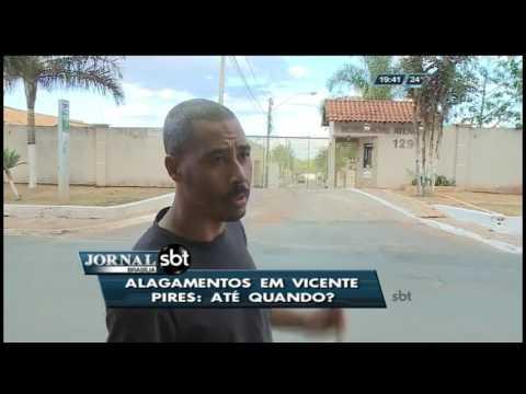 Alagamentos em Vicente Pires: Até quando?