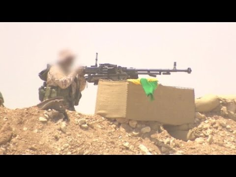 On the front lines with Hezbollah
