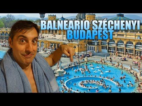 Los baños Széchenyi de Budapest (MibauldeblogsTV)