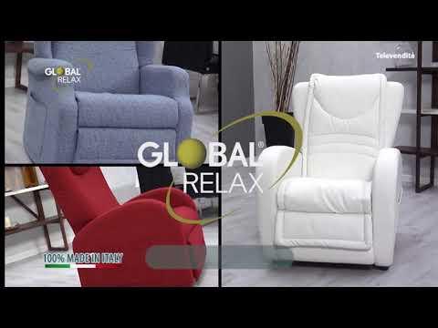 Global Relax la poltrona Mod. Principessa A 590 euro
